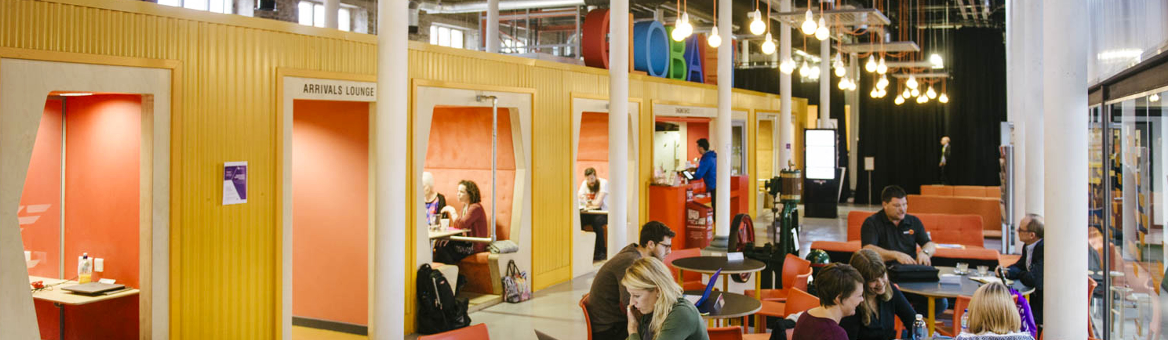 Engineshed, image copyright Candour Creative