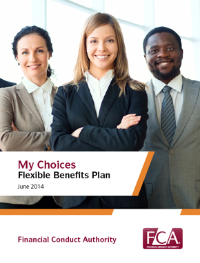 FSA flexible benefit materials